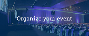 Organize your event